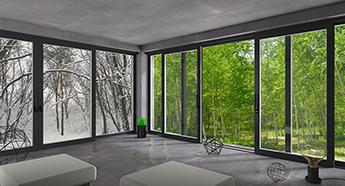 15. 光-1 採光と明るさ、季節と窓